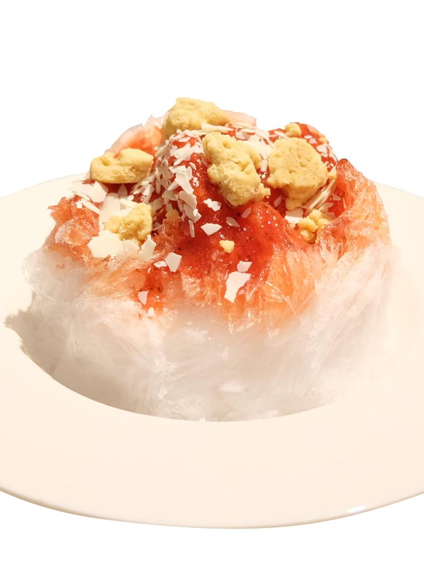 Bonnel Cafe 十条店-苺のタルト