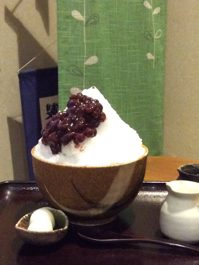 甘味処 楓